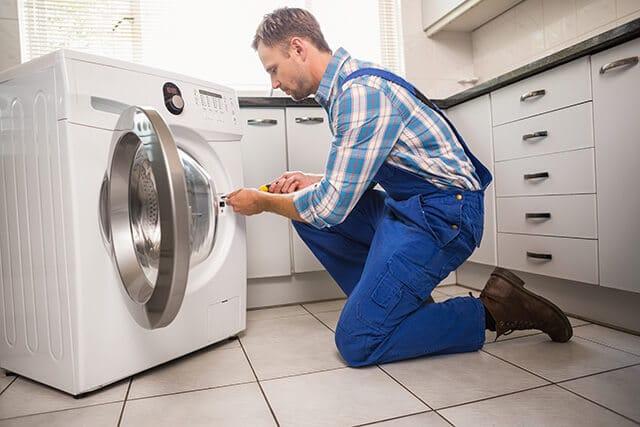 مشکلات رایج ماشین لباسشویی