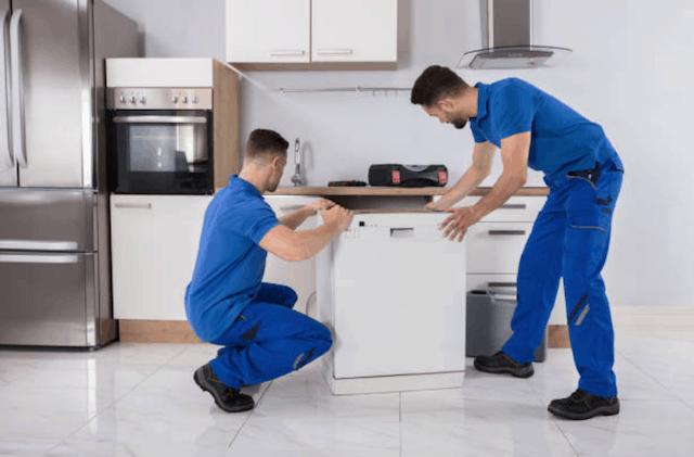 تعمیر لوازم خانگی در منزل
