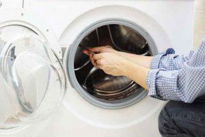 خراب شدن لولای درب ماشین لباسشویی