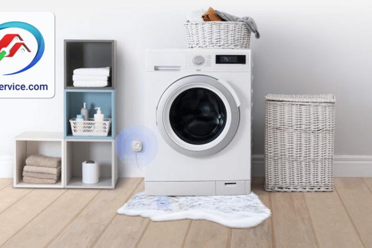 چکه کردن آب از ماشین لباسشویی