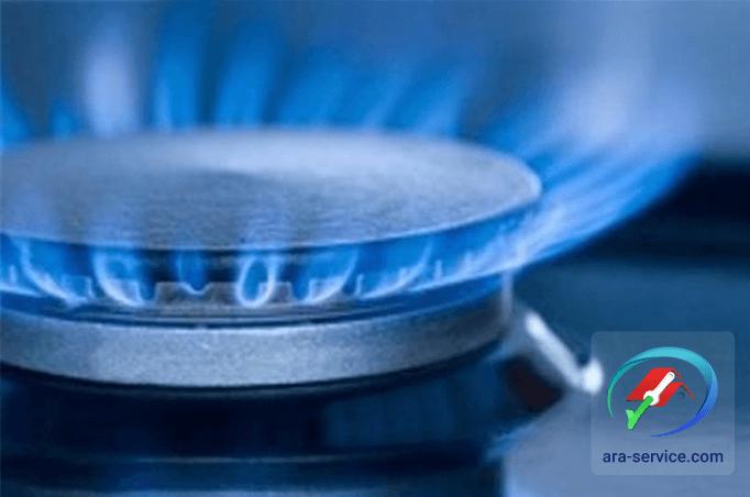 توان حرارتی اجاق گاز