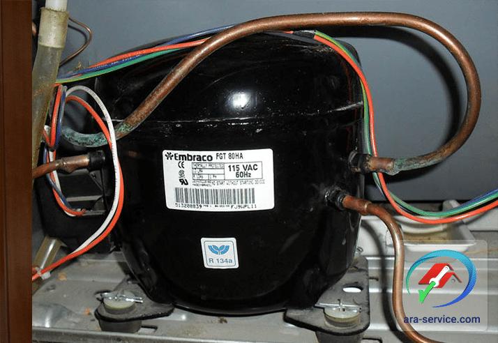 راههای تشخیص سوختن موتور یخچال چیست؟